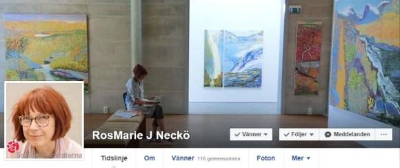 Facebook RosMarie J Neckö